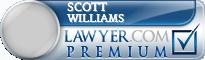 Scott R Williams  Lawyer Badge