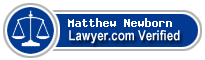Matthew R. Newborn  Lawyer Badge