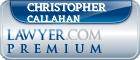 Christopher J. Callahan  Lawyer Badge