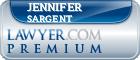 Jennifer B. Sargent  Lawyer Badge
