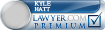 Kyle L Hatt  Lawyer Badge