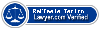 Raffaele M. Terino  Lawyer Badge