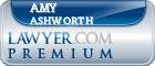 Amy Clarise Ashworth  Lawyer Badge