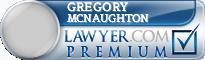 Gregory W. McNaughton  Lawyer Badge