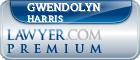 Gwendolyn W. Harris  Lawyer Badge
