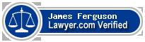 James H Ferguson  Lawyer Badge