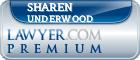 Sharen D. Underwood  Lawyer Badge