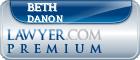 Beth A. Danon  Lawyer Badge