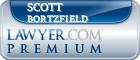 Scott R. Bortzfield  Lawyer Badge