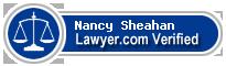 Nancy G. Sheahan  Lawyer Badge