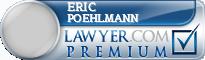 Eric A. Poehlmann  Lawyer Badge