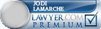 Jodi J LaMarche  Lawyer Badge