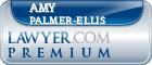 Amy E. Palmer-Ellis  Lawyer Badge
