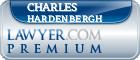 Charles Vanevera Hardenbergh  Lawyer Badge