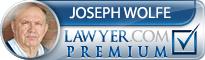 Joseph Elbert Wolfe  Lawyer Badge