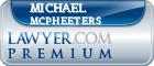 Michael Jermaine Mcpheeters  Lawyer Badge