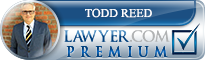 Todd W. Reed  Lawyer Badge