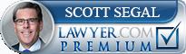 Scott S. Segal  Lawyer Badge