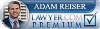 Adam Reiser  Lawyer Badge