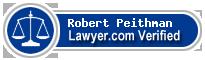 Robert C. Peithman  Lawyer Badge
