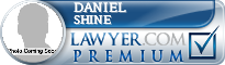 Daniel Holt Shine  Lawyer Badge