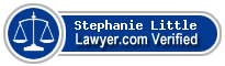 Stephanie Vaught Little  Lawyer Badge