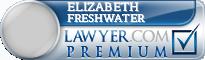 Elizabeth D. Freshwater  Lawyer Badge