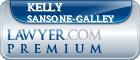 Kelly Ann Sansone-Galley  Lawyer Badge