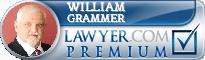 William Grammer  Lawyer Badge
