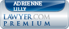 Adrienne Lilly  Lawyer Badge