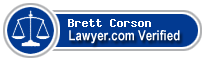 Brett Allyn Corson  Lawyer Badge