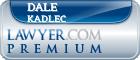 Dale Matthew Kadlec  Lawyer Badge