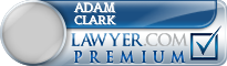 Adam G Clark  Lawyer Badge