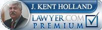 HOLLAND Kent Holland Law  Lawyer Badge