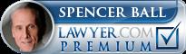 J. Spencer Ball  Lawyer Badge