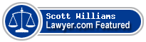Scott E Williams  Lawyer Badge
