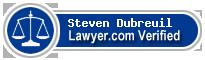 Steven M Dubreuil  Lawyer Badge