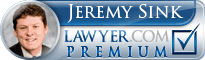 Jeremy C Sink  Lawyer Badge