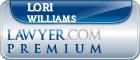 Lori Janet Williams  Lawyer Badge