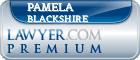 Pamela Wray Blackshire  Lawyer Badge