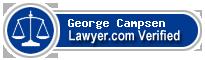 George Earle Campsen  Lawyer Badge
