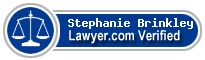 Stephanie Michelle Brinkley  Lawyer Badge