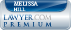 Melissa Franklin Hill  Lawyer Badge