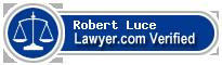 Robert L. Luce  Lawyer Badge