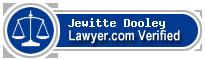 Jewitte Dooley  Lawyer Badge