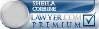 Sheila Diane Corbine  Lawyer Badge