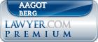 Aagot Berg  Lawyer Badge