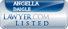 Angella Daigle Lawyer Badge
