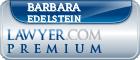 Barbara I. Edelstein  Lawyer Badge