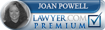 Joan E. Powell  Lawyer Badge